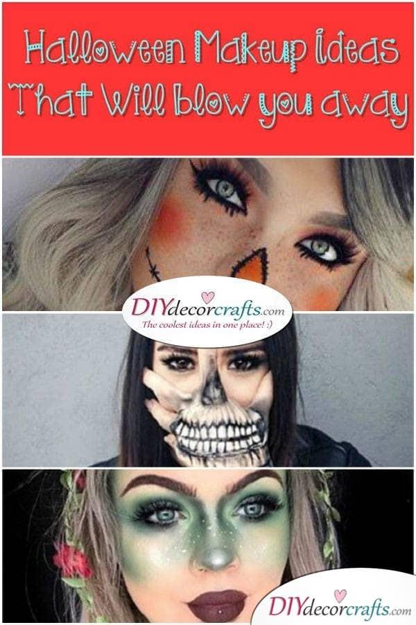 Halloween Makeup Design That Will Blow Everyone Away - DIYDecorCrafts