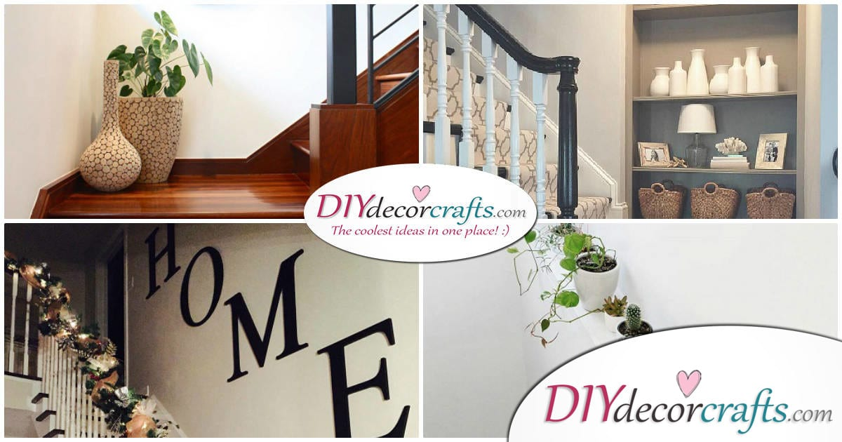 Simple Ways To Freshen Up Stairways