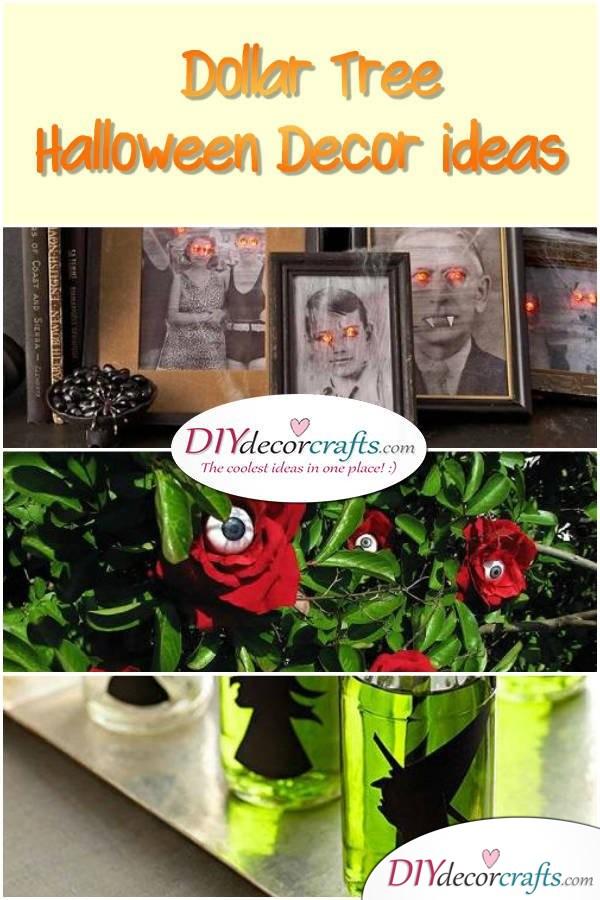 Spooktacular DIY Dirt Cheap Halloween Décor Ideas - DIYDecorCrafts