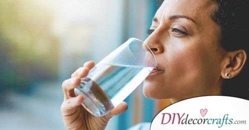 Drink Water - Home Workout