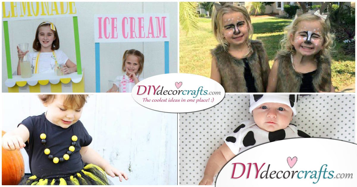 The Best DIY Halloween Costume Ideas For Kids