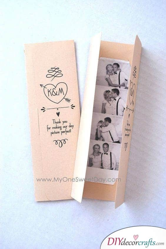 Design Your Own Wedding Invitations - A Personalised Wedding Invitation
