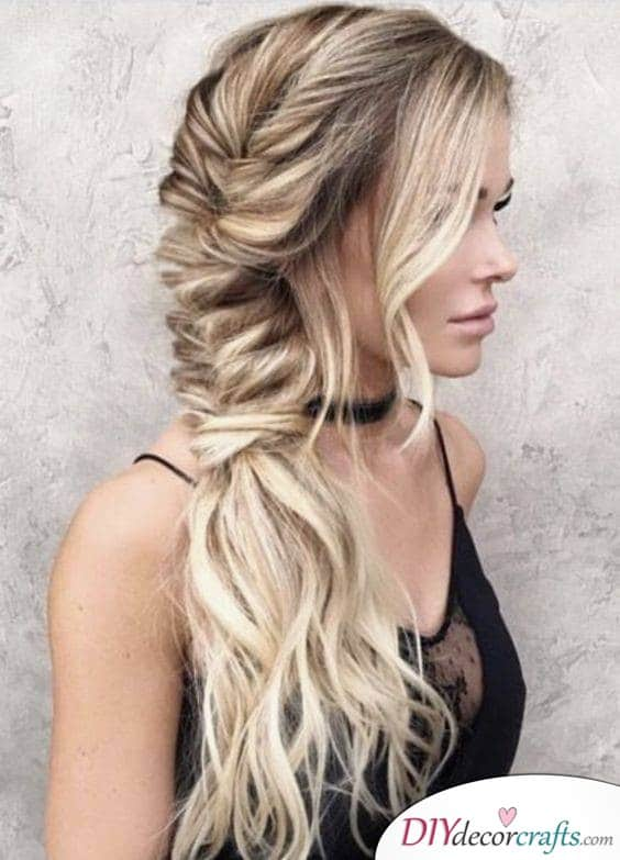 Trendy Fishtail - Different and Inventive
