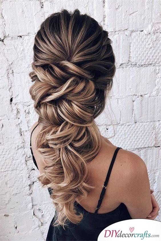A Bigger Braid - Braided Hairstyles for Long Hair