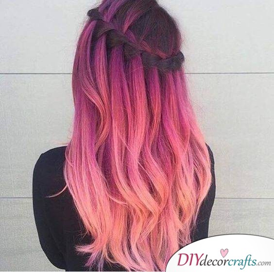 Pretty in Pink - Beautiful and Colourful