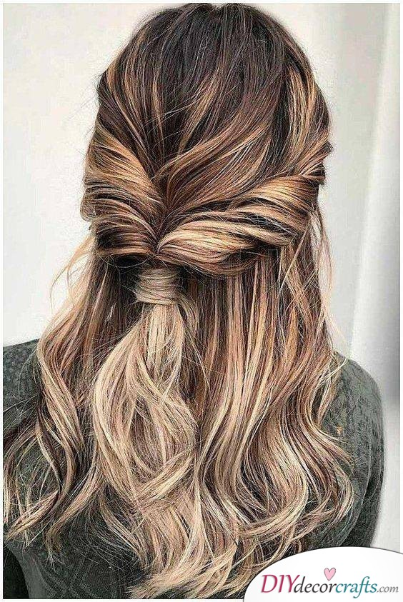 Braided Wavy Hairstyles - Easy Braids for Long Hair