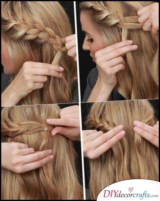 Braids Never Go out of Fashion - Braided Hairstyles for Long Hair