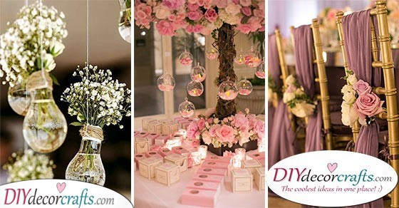 40 Romantic Wedding Decoration Ideas Beautiful Wedding
