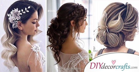 40 ELEGANT WEDDING HAIRSTYLES FOR LONG HAIR – Beautiful Bridal Hairstyles for Long Hair