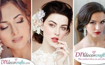 40 AMAZING WEDDING MAKEUP IDEAS - Stunning Bridal Makeup Ideas