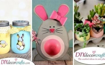 30 FANTASTIC EASTER GIFTS FOR ADULTS - Fun Easter Crafts for Adults