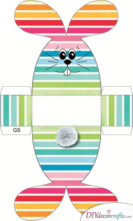 Bunny Box - Easter Bunny Craft Ideas
