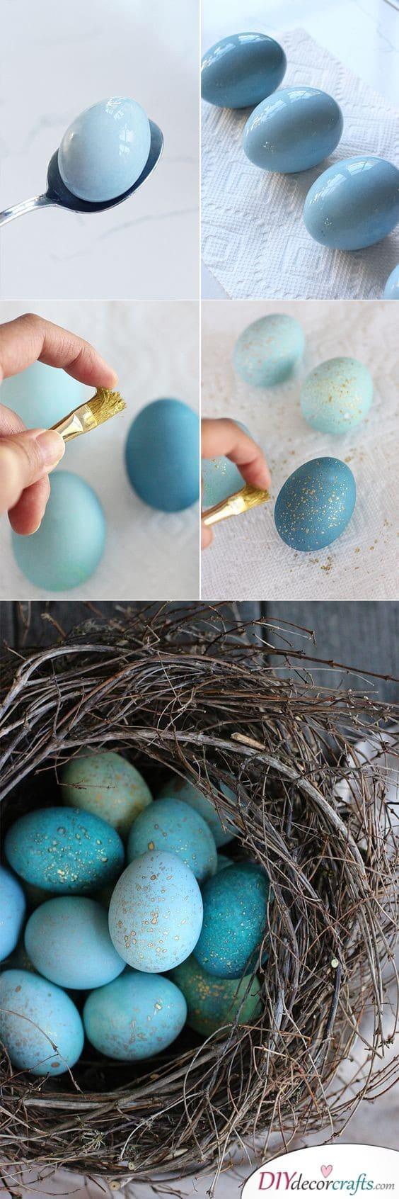 Robin Eggs - Beautiful and Blue