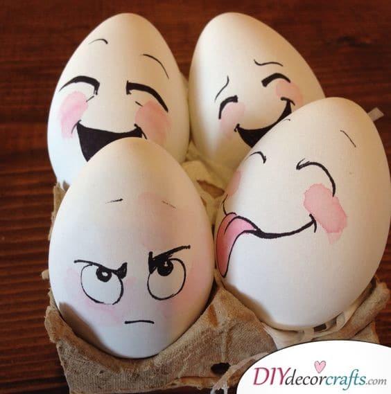 Funny Eggs - Crack a Laugh