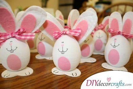 Bunny Eggs - Cute Egg Design