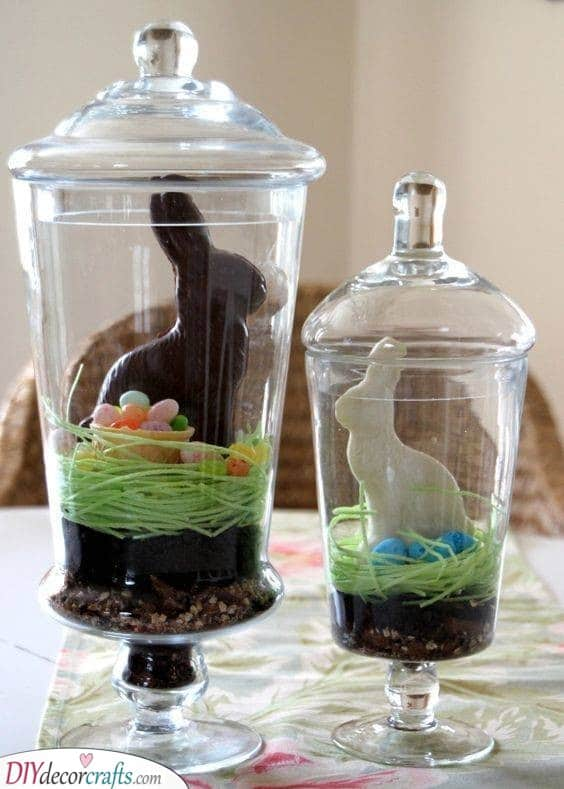 Easter Bunny Decor - Cute Gifts for the Holidays