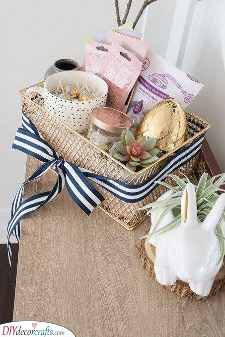A Basket of Everything - Filled with Goodness