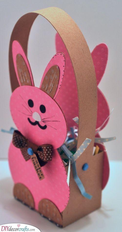 Bunny Box - Easy Easter Gift Ideas for Kids