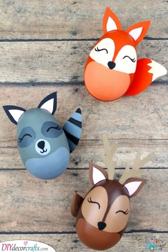 Woodland Animals - Adorable and Simple