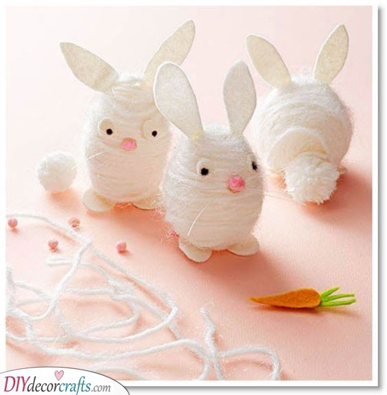Funny Bunnies - Easter Gift Ideas for Kids