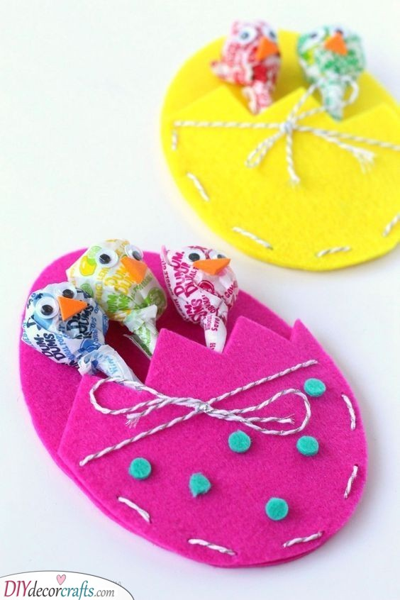Easter Treat Bags - Creative Easter Gift Ideas for Kids