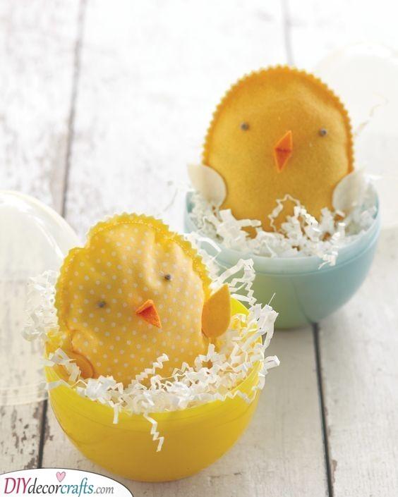 Beanbag Chicks - Easter Gift Ideas for Kids