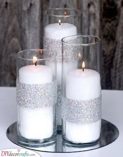 Glowing Candles - Perk Up Your Anniversary