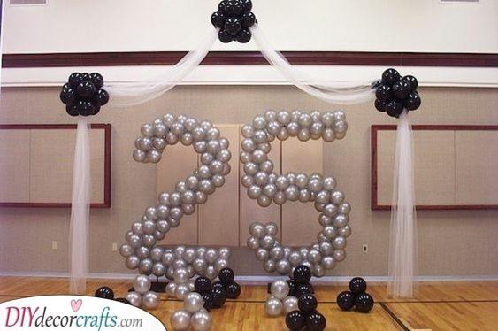 An Abundance of Balloons - Amazing and Fun