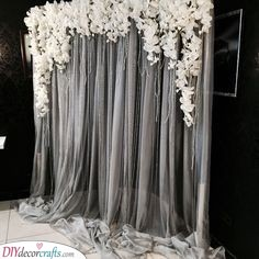 Shrouded in Silver Mist - Gorgeous Ideas