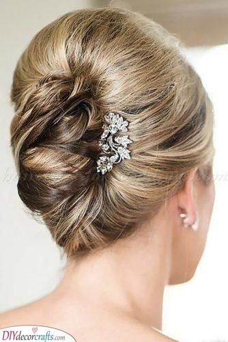 French Twist - Mother of the Bride Long Hairstyles