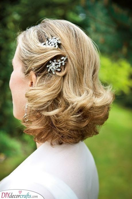 Mother of the Bride Short Hairstyles - Dazzling Mother of the Bride Hairstyles
