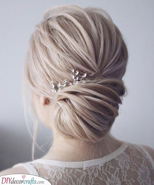 Classic Buns - Hairstyles for the Mother of the Bride