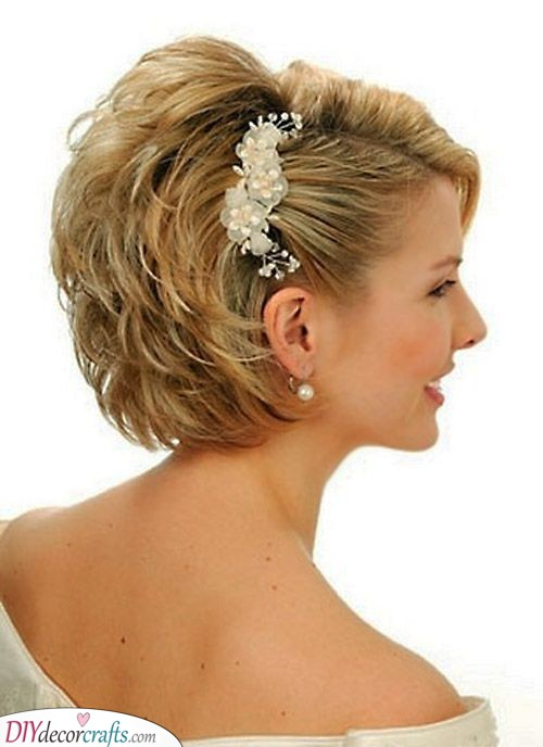 Short but Beautiful - Hairstyles for the Mother of the Bride