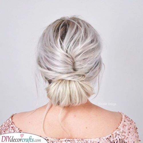 Simple Twist - Great Hairstyles for the Mother of the Bride