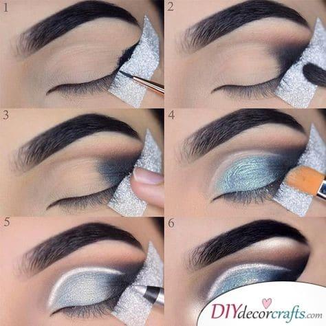 Glamour Glitter - Fabulous Wedding Makeup Ideas