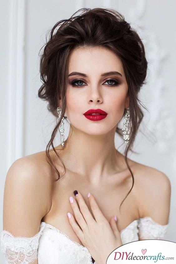 Graceful and Stunning - Wedding Eye Makeup