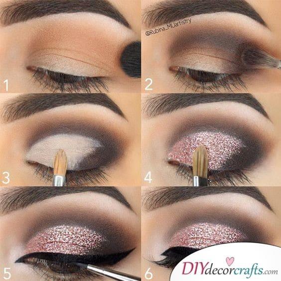 Pink Splendor - Creative Bridal Makeup Ideas