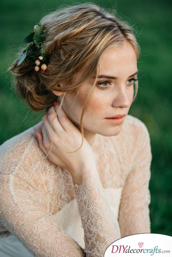 Bohemian Vibes - Simple Wedding Makeup