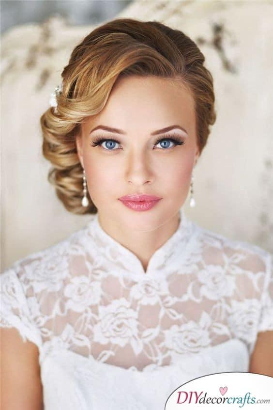 Dreamy and Elegant - Wedding Makeup Ideas