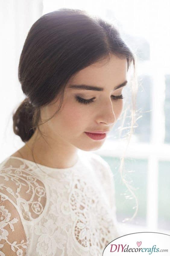 Pure Simplicity - Gorgeous Wedding Makeup Ideas
