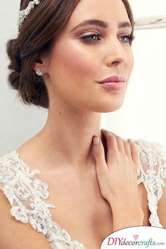 Elegant Style - Gorgeous Wedding Makeup Ideas