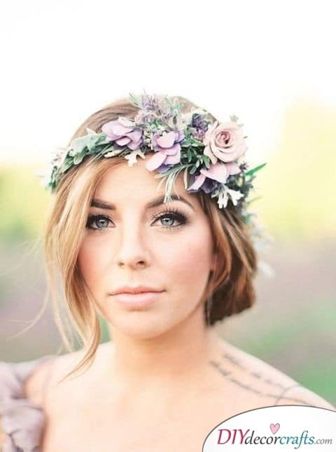 Spring Vibes - Simple Wedding Makeup Ideas