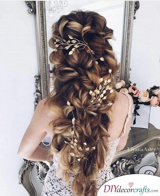 Fairytalelike Hair - Enchanting Bridal Hairstyles for Long Hair
