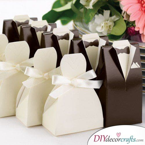 Creative Wedding Gift Boxes - Great Wrapping