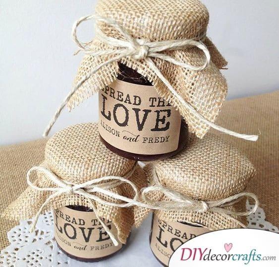 Vintage Jars - Spreading the Love