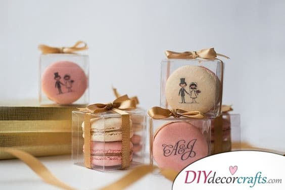 Elegant Macarons - How to Make your Guests Happy