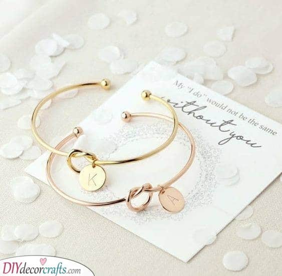 Beautiful Bracelets - Stunning Gift Ideas for Your Bridesmaids