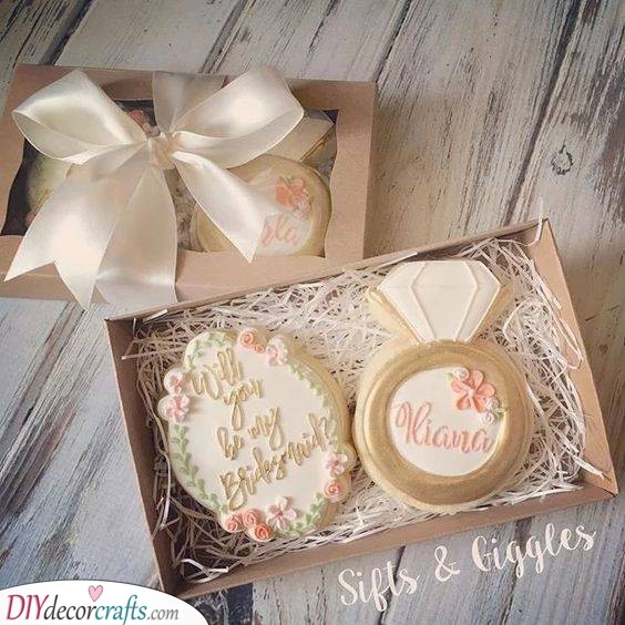 Tasty Gingerbread - Gifts for Your Bridesmaids