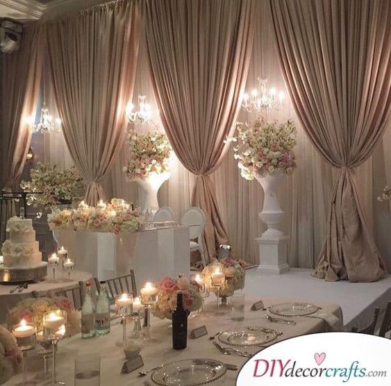 40 Romantic Wedding Decoration Ideas Beautiful Designs Diy Deco Crafts Home Decor Gift Craft Ideen Deko