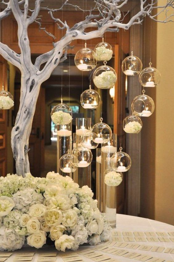 Brilliant Terrariums - DIY Wedding Decorations